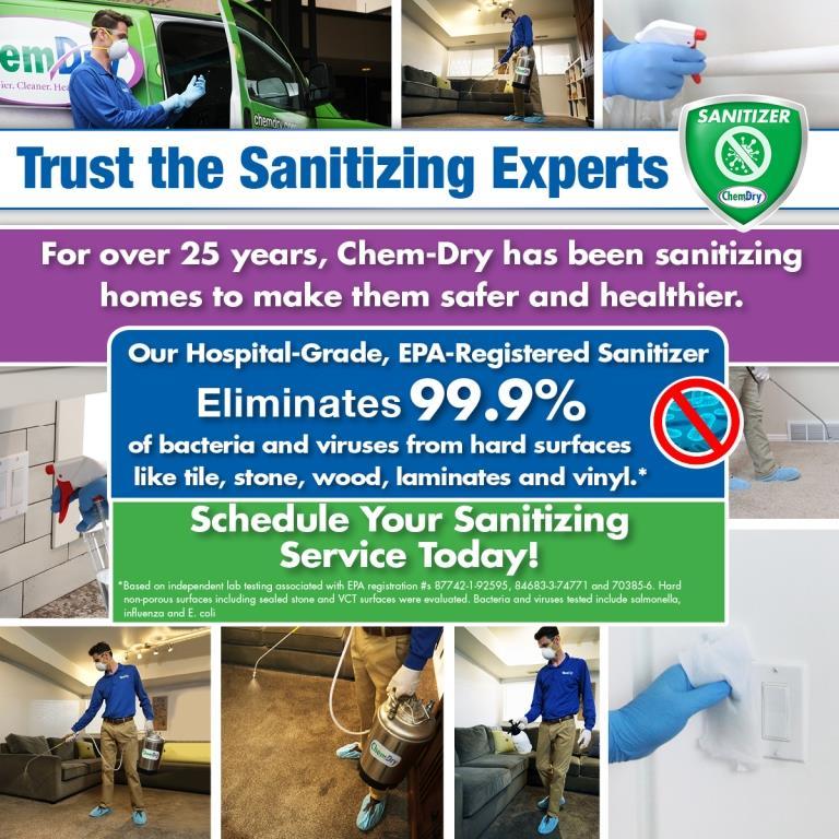deep cleaning properties